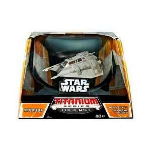 Titanium Series Star Wars Ultra Snowspeeder Toys & Games