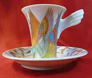 Rosenthal Studio Line Mythos Espresso Cup No. 6 of 10 Artist: Osborn