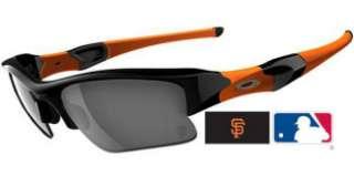 OAKLEY Sunglasses FLAK JACKET XLJ San Francisco GIANTS 24 067 NEW