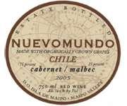 Nuevo Mundo Cabernet Sauvignon/Malbec 2005