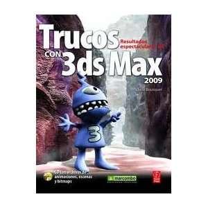 Trucos En 3ds Max 2009: MICHELE BOUSQUET: Books