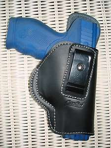 CARDINI LEATHER IWB HOLSTER 4 RUGER SR9 P95 KP95
