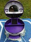 Rare Texas Christian University Mirrored Jewelry box