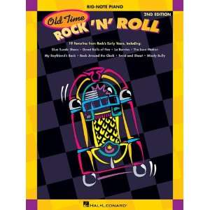 Old Time Rock N Roll (0073999099706) Hal Leonard Corp