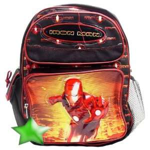 Iron Man Ironman Backpack Medium Size Toys & Games