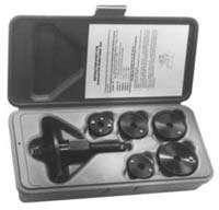 Lisle Rear Disc Brake Caliper Tool Set (Newly Revised)