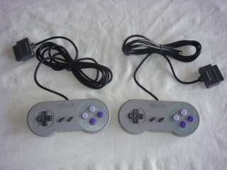 Super Nintendo Classic Controller Control Pad for SNES Systems