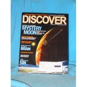 Discover magazine September 2009 staff Books