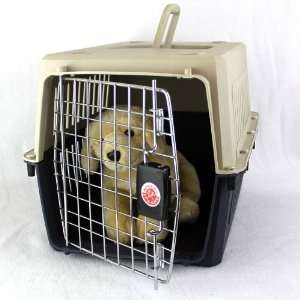 Dog Puppy Cat Pet Travel Carrier Crate Kennel Cage Navy