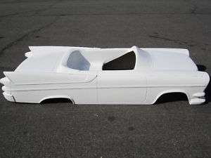 Coronet pedal car hot rod stroller 1/4 scale fiberglass body rat rod