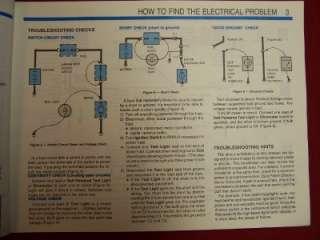 1983 Econoline van Electrical Wiring Diagrams Manual +6.9 Diesel