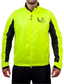 Mens Reflective Breathable Windbreaker Cycling Jacket Biking Gear Big