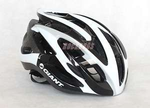 GIANT Helmet Road Bike MTB Cycling Helmet Size L White