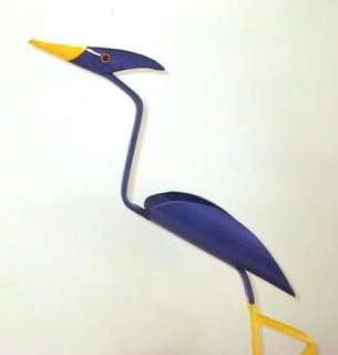 Folk Yard Art Flamingo MAKE PVC PIPE BIRDS 5 PATTERNS