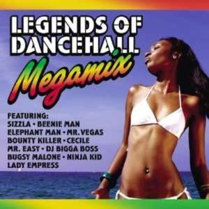 Legends of Dancehall Megamix Legends of Dancehall Megamix Music