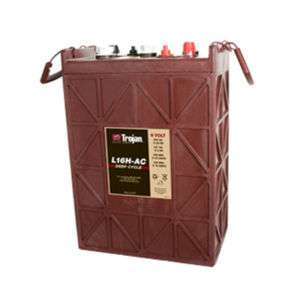 Trojan L16H AC 6V 435Ah Lead Acid Deep Cycle Battery |