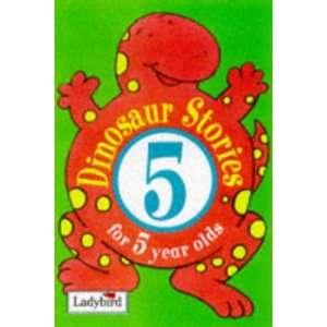 Dinosaur Stories 5 Year Olds (Ladybird Audio Book & Tape) Karen King