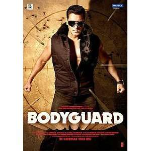 BodyGuard DVD (2011/Bollywood/Hindi) Salman Khan, Atul