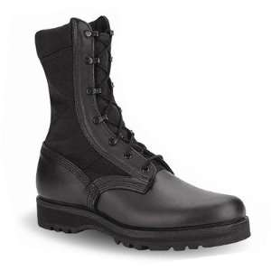 ALTAMA Footwear 4168 Mens 8 Jungle Mil Spec Boots in Black Baby