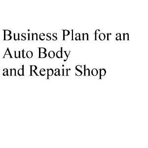 how to plan efficiently in a body shop
