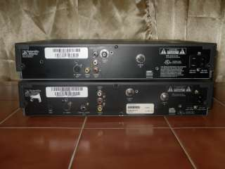 2x Scientific Atlanta Explorer 2100, 4200 Cable Box Receiver