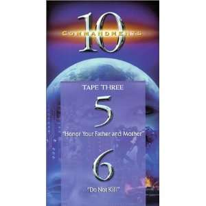 Ten Commandments 5 & 6 [VHS] Adrian Snell Movies & TV