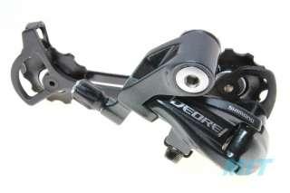 NEW Shimano Deore RD M591 SGS MTB Bike 9 speed Rear Derailleur Black