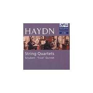 String Quartets / Trout Quintet Haydn, Schubert Music