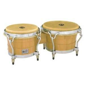 Lp Valje Bongos Beech Wood Musical Instruments