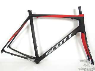 2012 Scott CR1 Pro Carbon Fiber Road Bike Frame 58cm New