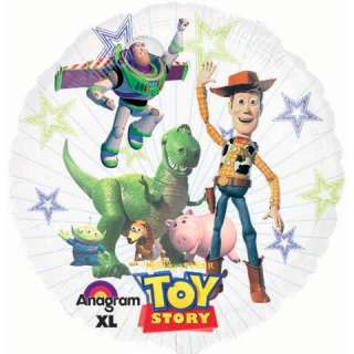 Toy Story 3 Birthday Party Ticket Invitation Buzz Woody