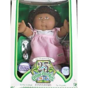 The Original 25 Anniversary Cabbage Patch Kids Doll