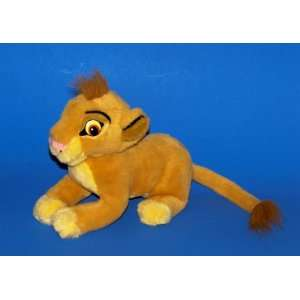 Disneys Lion King: Baby Simba Bean Bag 16 Toys & Games
