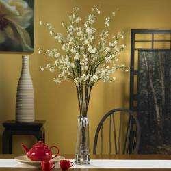 Silk 40 inch Cherry Blossom Flower Arrangement