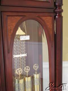 19538 HOWARD MILLER Cherry Grandfather Hall Clock