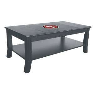 San Francisco 49ers Living Room/Den/Office Coffee Table