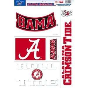 Ultra Decal 11x17 Alabama Crimson Tide Automotive