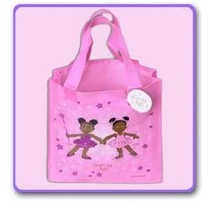 African American BallerinaTote Bag Toys & Games