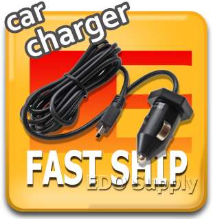 1405T 1450TM GPS Auto receiver USB car charger power DC adapter