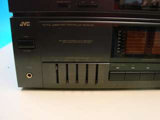 JVC FM/AM Stereo Tuner RX R75 Computer Controlled Receiver Parts