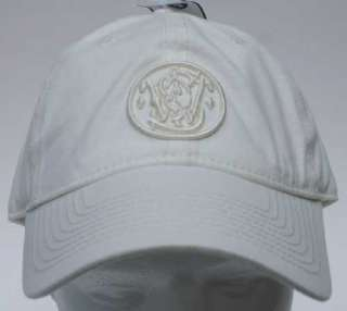 Smith & Wesson Logo Cap Hat OSFM Black Brown Ivory NWT