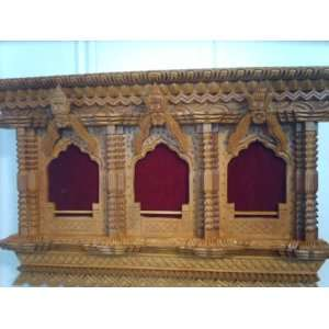 Wood Carved Art From Nepal