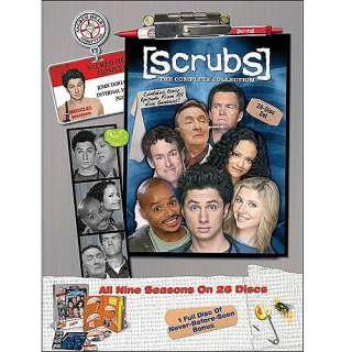Scrubs The Complete Collection (Full Frame) TV Shows