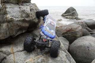 Electric RC 1/8 Truck Rockslide Super Rock Crawler