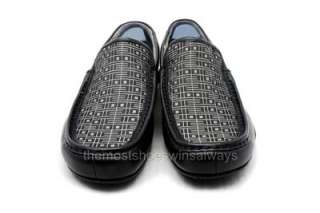 310 Motoring Mens Shoes Canning 31153/BKGY