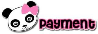 PANDA ACADEMY PINK HEART MTMG GROSGRAIN RIBBON VALENTINE LOVE 4