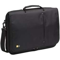 Case Logic VNM 217 Black Dobby Nylon Laptop Case