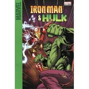 IRON MAN & HULK (Marvel Giant Size Comics, Marvel Adventures Iron Man