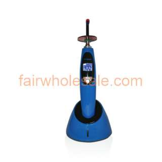 Dental Wireless LED Curing Light Lamp function of teeth whitening
