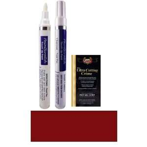 . Medium Red Metallic Paint Pen Kit for 2002 Dodge Van Wagon (MD/SMD